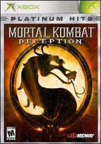 Mortal Kombat: Deception (Platinum Hits) - Xbox