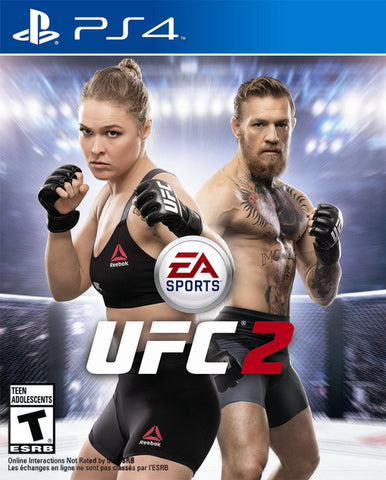 EA Sports UFC 2 - PlayStation 4