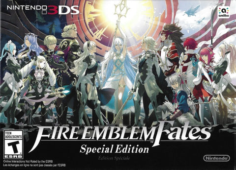 Fire Emblem Fates: Special Edition - Nintendo 3DS [NEW]