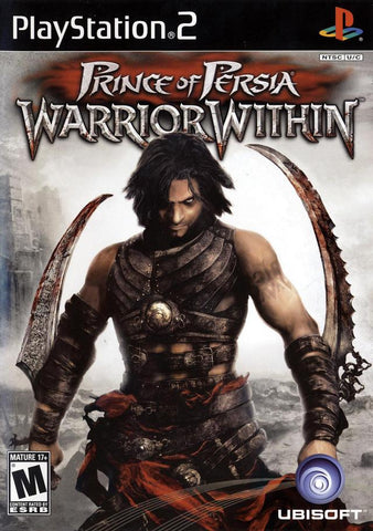 Prince of Persia: Warrior Within - PlayStation 2