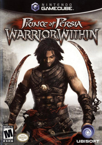 Prince of Persia: Warrior Within - GameCube [USED]