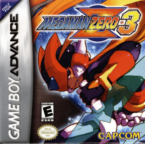 Mega Man Zero 3 - Game Boy Advance [USED]