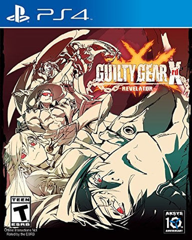 Guilty Gear Xrd -REVELATOR- - PlayStation 4