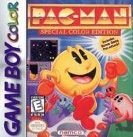 Pac-Man: Special Color Edition - Game Boy Color [USED]