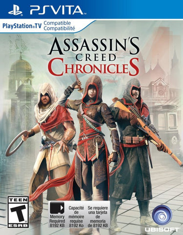 Assassin's Creed Chronicles - PS Vita