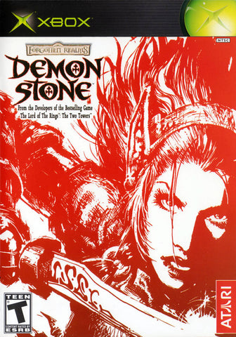 Forgotten Realms: Demon Stone - Xbox