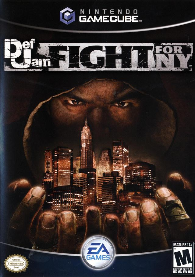 Def Jam: Fight for NY - GameCube [USED]