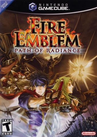 Fire Emblem: Path of Radiance - GameCube [NEW]