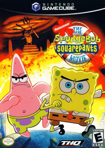 The SpongeBob SquarePants Movie - GameCube [NEW]