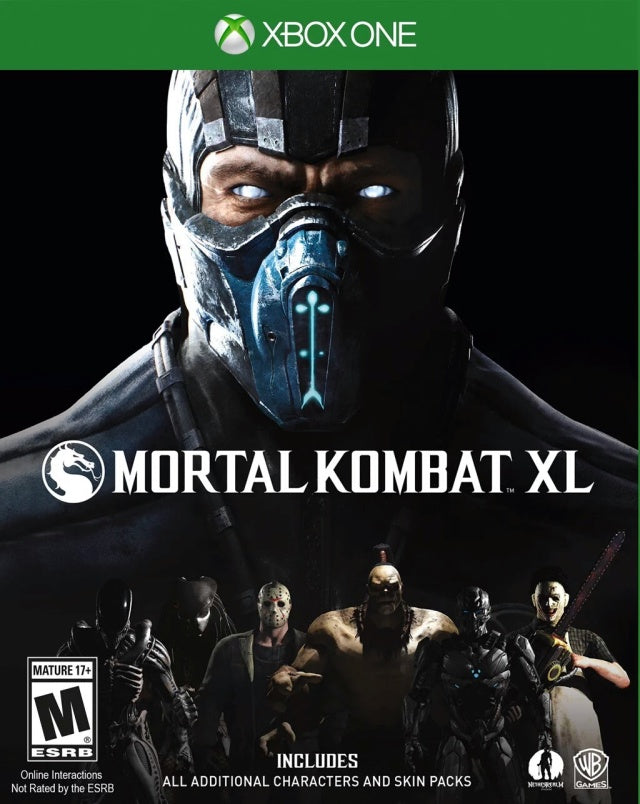 Mortal Kombat XL - Xbox One