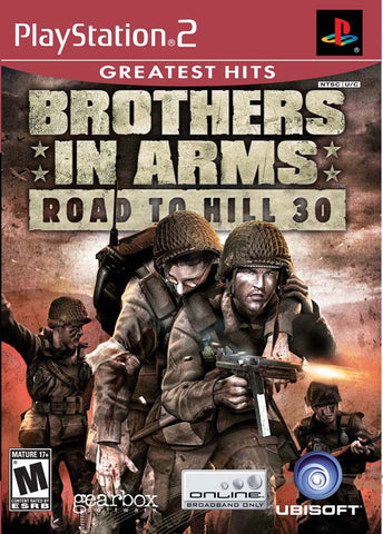 Brothers in Arms: Road to Hill 30 (Greatest Hits) - PlayStation 2