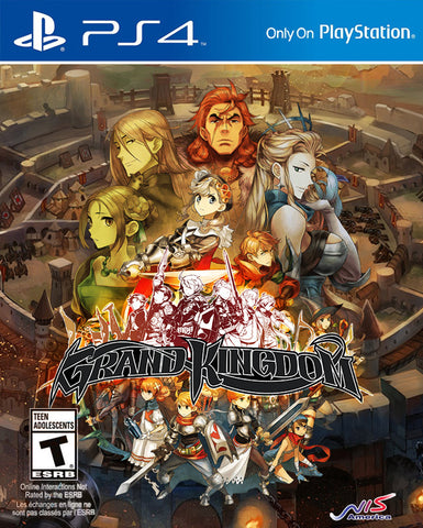 Grand Kingdom (Limited Edition) - PlayStation 4