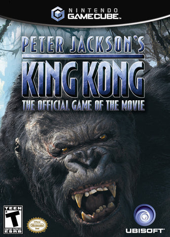 Peter Jackson's King Kong: The Official Game of the Movie - GameCube [USED]