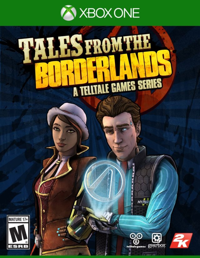Tales from the Borderlands: A Telltale Game Series - Xbox One