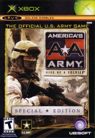 America's Army: Rise of a Soldier (Special Edition) - Xbox