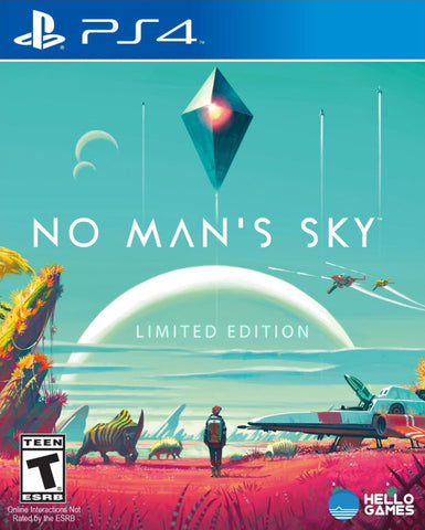 No Man's Sky (Limited Edition) - PlayStation 4