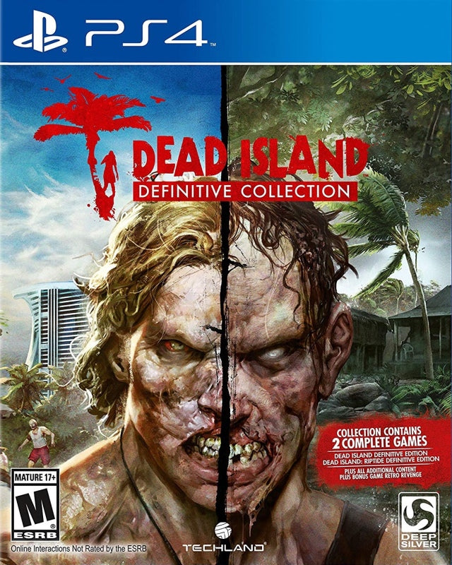 Dead Island: Definitive Collection - PlayStation 4