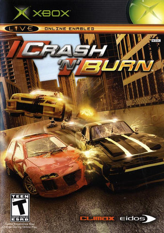 Crash 'N' Burn - Xbox