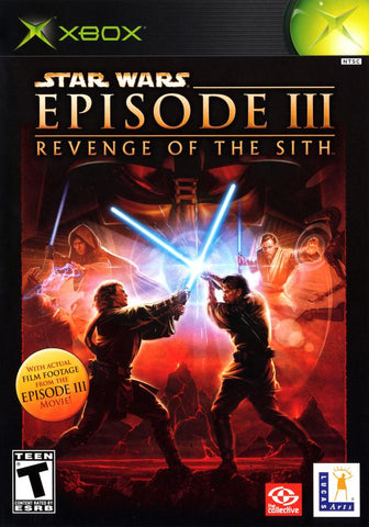 Star Wars Episode III: Revenge of the Sith - Xbox