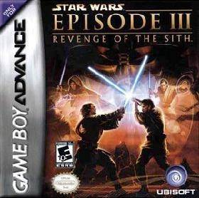 Star Wars Episode III: Revenge of the Sith - Game Boy Advance [USED]