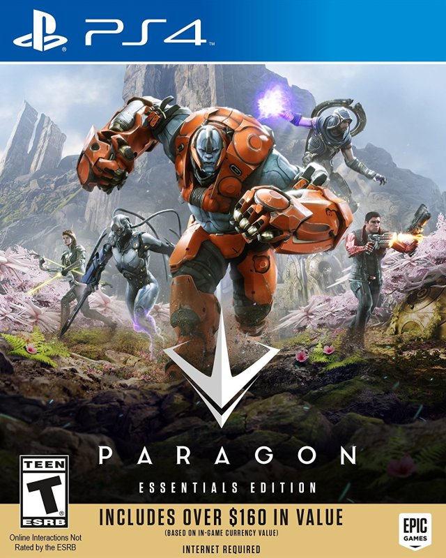 Paragon (The Essentials Edition) - PlayStation 4