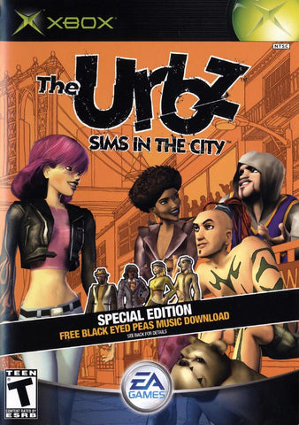 The Urbz: Sims in the City - Xbox