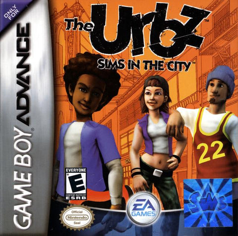 The Urbz: Sims in the City - Game Boy Advance [NEW]