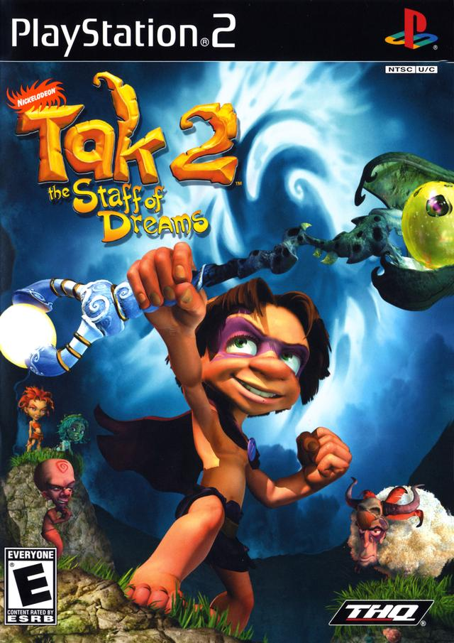 Tak 2: The Staff of Dreams - PlayStation 2