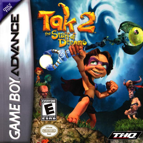 Tak 2: The Staff of Dreams - Game Boy Advance [USED]