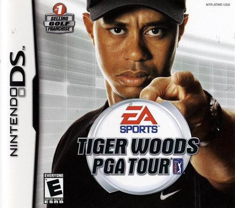 Tiger Woods PGA Tour - Nintendo DS