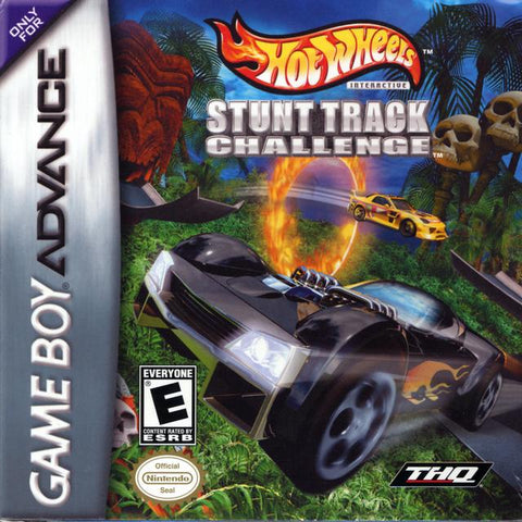 Hot Wheels: Stunt Track Challenge - Game Boy Advance [USED]