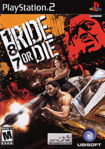 187 Ride or Die - PlayStation 2