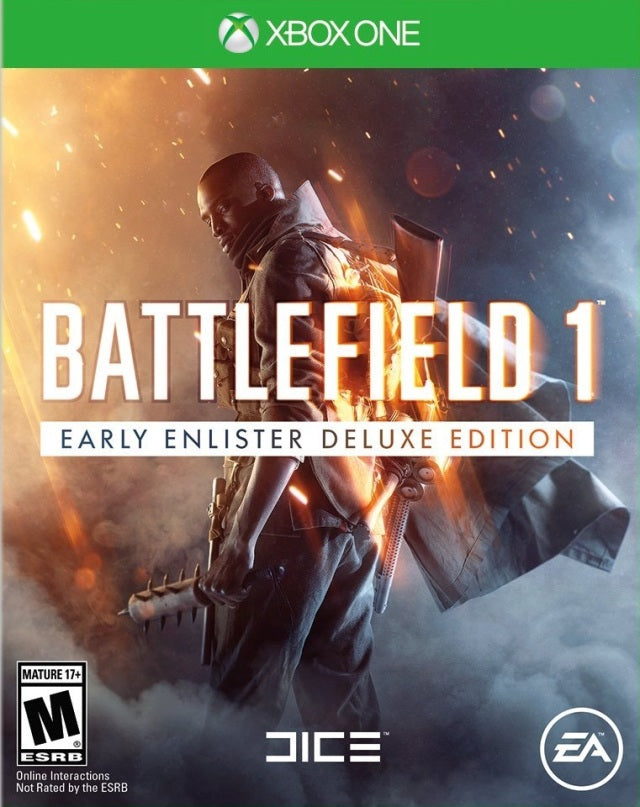 Battlefield 1 (Early Enlister Deluxe Edition) - Xbox One