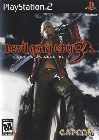 Devil May Cry 3: Dante's Awakening - PlayStation 2