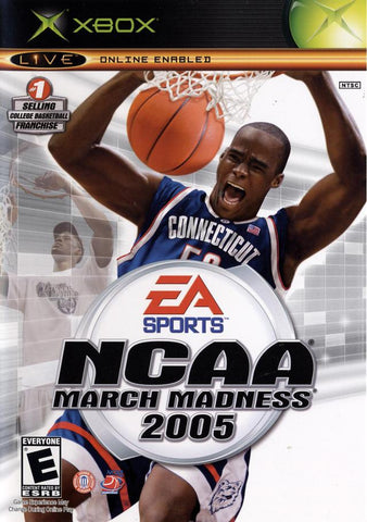 NCAA March Madness 2005 - Xbox