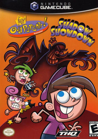The Fairly OddParents! Shadow Showdown - GameCube [NEW]