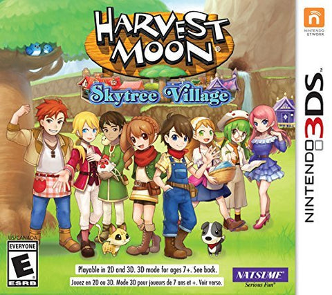 Harvest Moon: Skytree Village - Nintendo 3DS [NEW]