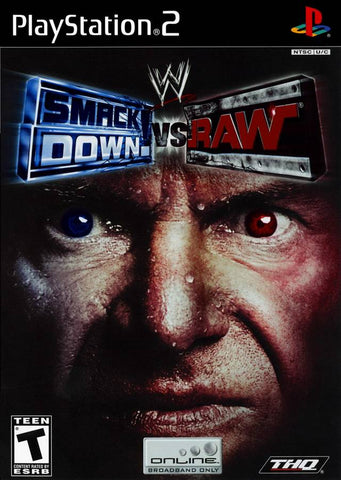 WWE SmackDown! vs. Raw - PlayStation 2