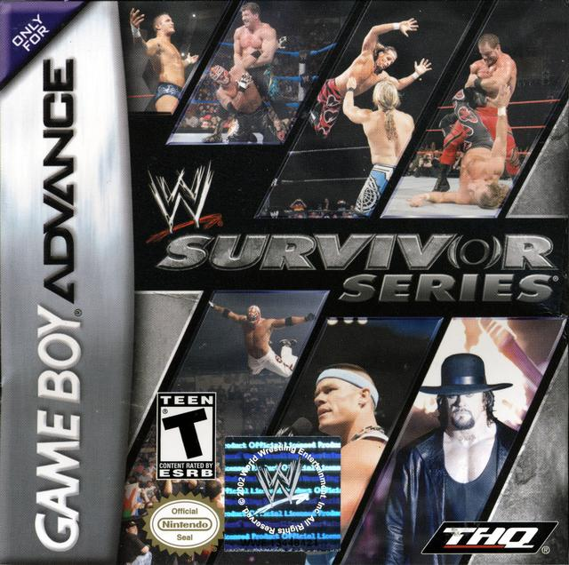 WWE Survivor Series - Game Boy Advance