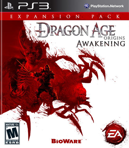 Dragon Age: Origins - Awakening - PlayStation 3