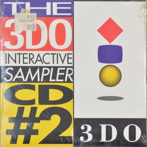 3DO Interactive Sampler 2 - 3DO