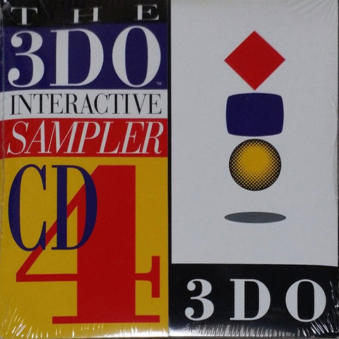3DO Interactive Sampler 4 - 3DO