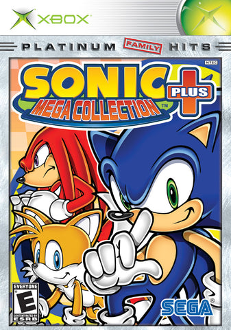 Sonic Mega Collection Plus (Platinum Family Hits) - Xbox