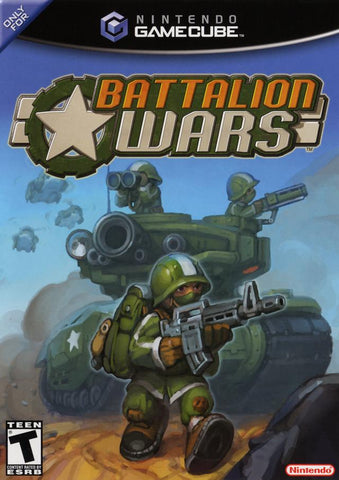 Battalion Wars - GameCube [USED]