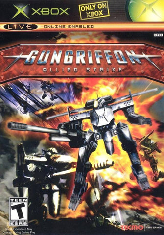 GunGriffon: Allied Strike - Xbox
