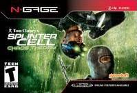Tom Clancy's Splinter Cell: Chaos Theory - N-Gage