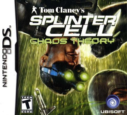 Tom Clancy's Splinter Cell: Chaos Theory - Nintendo DS