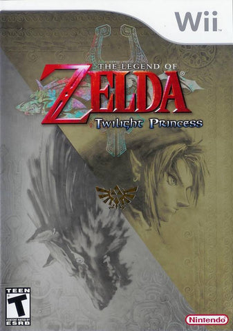 The Legend of Zelda: Twilight Princess - Nintendo Wii [NEW]