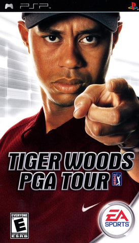Tiger Woods PGA Tour - PSP