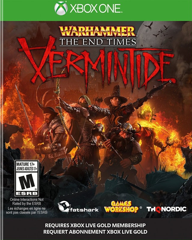 Warhammer: The End Times - Vermintide - Xbox One